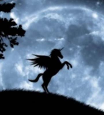 El caballo de la Luna (a Gabo)