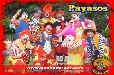 La fiesta de los payasos