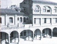 """El barrio de Montemolín, de """"Fábulas de Montemolín"""""""