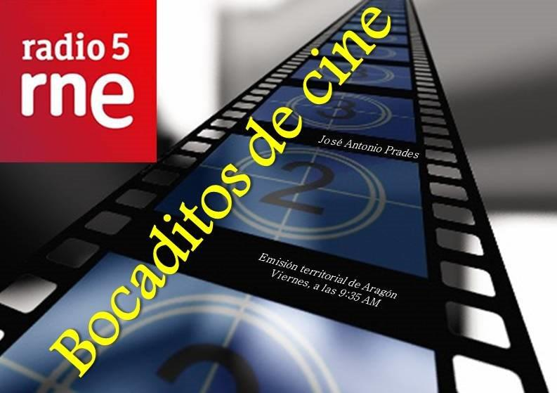 Bocaditos de cine en Radio 5