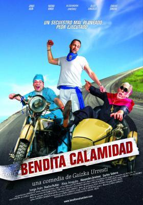 11º Bocadito de cine - Bendita calamidad, en rodaje