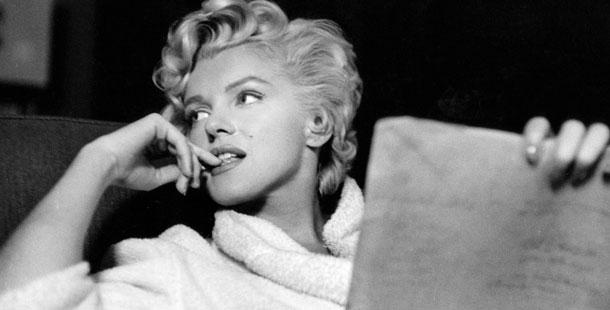 15º Bocadito de cine - Marilyn Monroe, un ángel convertido en mito